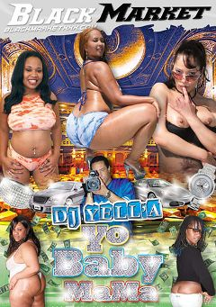 "Adult entertainment movie ""DJ Yella Yo Baby Mama"" starring Hyphy, Mz. Pandora & Kandi Kream. Produced by Black Market Entertainment."