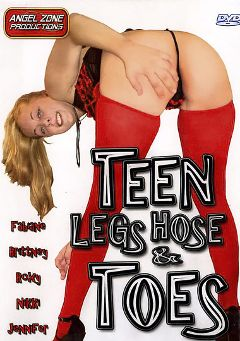 "Adult entertainment movie ""Teen Legs Hose And Toes"" starring Fabiane Thompson, Leo Passos & Tony. Produced by Angel Zone Productions."
