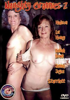 "Adult entertainment movie ""Naughty Grannies 2"" starring Liz Honey, Madison & Starrlett. Produced by Totally Tasteless Video."