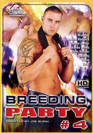 Gay Adult Movie Breeding Party 4