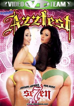 "Adult entertainment movie ""Azz Fest 7"" starring Jayden Jaymes, Ava Rose & Phoenix Marie. Produced by Video Team."