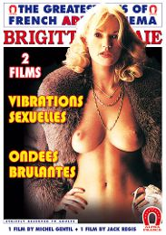 "Just Added presents the adult entertainment movie ""Sexual Vibrations - French""."