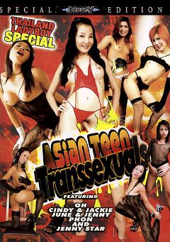 "Adult entertainment movie ""Asian Teen Transsexuals"" starring Jenny Star, Phon & Jenny (o). Produced by Juicy Entertainment."
