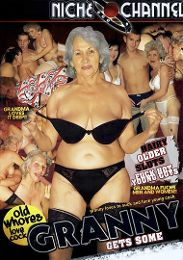 """Just Added presents the adult entertainment movie """"Granny Gets Some""""."""