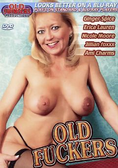 "Adult entertainment movie ""Old Fuckers"" starring Ginger Spice, Ami Charms & Erica Lauren. Produced by Totally Tasteless Video."