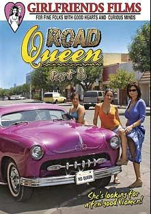 Road Queen 8, starring Autum Moon, Cala Craves, Bobbi Starr, Magdalene St. Michaels, Emy, Elexis Monroe, Deauxma and Dana DeArmond, produced by Girlfriends Films.