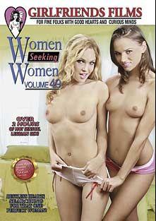 Women Seeking Women 49, starring Prinzzess Sahara, Tori Black, Lily Redd, Kelly Skyline, Georgia Jones, Faye Reagan, Kelly Leigh and Roxy DeVille, produced by Girlfriends Films.