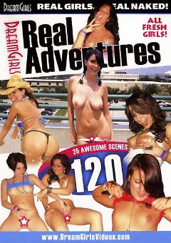 "Adult entertainment movie ""Real Adventures 120"". Produced by Dream Girls."