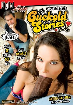 "Adult entertainment movie ""Cuckold Stories"" starring Syren De Mer, Bob Zandieh & Paul Woodcrest. Produced by Digital Sin."