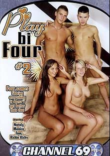 Play Bi Four 2, starring Shayla Green, Mia Blond, Darya, Luceana, Richie Rich, Thomas, Tom * and Angelo, produced by Channel 69.