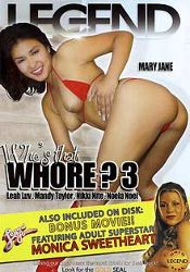 Straight Adult Movie Who's That Whore 3