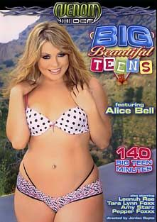 Big Beautiful Teens, starring Alice Bell, Amy Starz, Tara Lynn Foxx, Pepper Foxxx, Leenuh Rae, Derrick Pierce, Jenner, Alec Knight and Marco Banderas, produced by Venom Digital Media.