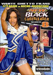 "Featured Category - All Sex presents the adult entertainment movie ""New Black Cheerleader Search 8""."