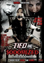 """Just Added presents the adult entertainment movie """"Tied and Sodomized""""."""