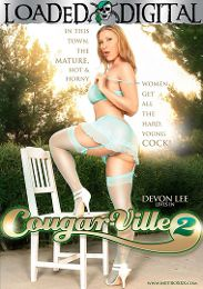 "Featured Studio - Loaded Digital presents the adult entertainment movie ""Cougar-Ville 2""."