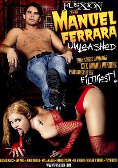 "Adult entertainment movie ""Manuel Ferrara Unleashed"" starring Alicia Rhodes, Liv Wylder & Victoria Sin. Produced by Metro Media Entertainment."