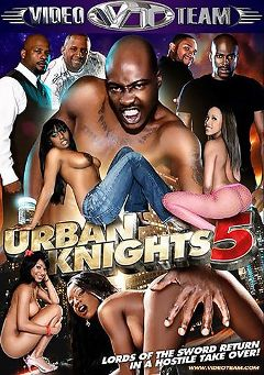 "Adult entertainment movie ""Urban Knights 5"" starring Diamond Jackson, Jada Fire & Persia. Produced by Video Team."