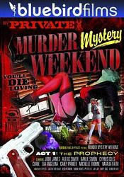 Straight Adult Movie Murder Mystery Weekend Act 1: The Prophecy