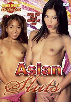 "Adult entertainment movie ""Asian Sluts"" starring Yumi, Kylie & Keeani Lei. Produced by Totally Tasteless Video."