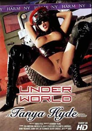 Under World, starring Tanya Hyde, Lala X., Sensi, Suzie Best, Jay Scarman, Renee Richards, Eva Angelina, Michelle B., Elizabeth Michelle Lawrence, Jay R, Danny Mountain and Oliver Sanchez, produced by Harmony Films Ltd..