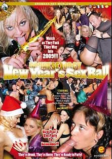 Drunk Sex Orgy: New Years Sex Ball, produced by Eromaxx.