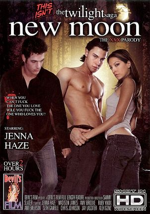 Straight Adult Movie This Isn't The Twilight Saga: New Moon The XXX Parody