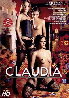 "Adult entertainment movie ""Claudia Part 2"" starring Katy Caro, Claudia Rossi & Jane Darling. Produced by Harmony Films Ltd.."