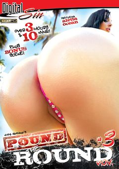 "Adult entertainment movie ""Pound The Round POV 3"" starring Aletta Ocean, Aliz & Juelz Ventura. Produced by Digital Sin."