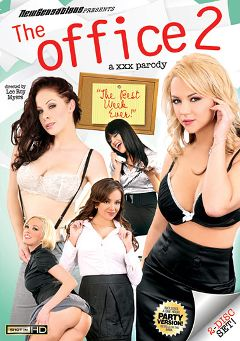 "Adult entertainment movie ""The Office: A XXX Parody 2"" starring Sadie West, Nika Noire & Faye Reagan. Produced by New Sensations."
