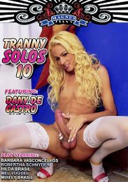 """Just Added presents the adult entertainment movie """"Tranny Solos 10""""."""