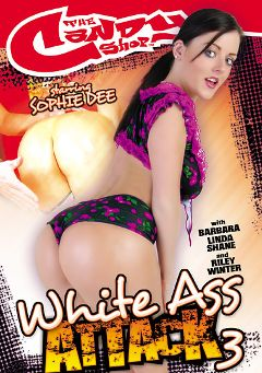 "Adult entertainment movie ""White Ass Attack 3"" starring Sophie Dee, Emma Heart & Alexa Weix. Produced by Candy Shop."