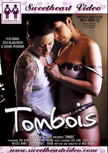 Tombois, starring Syd Blakovich, Satine Phoenix, Torrid, Lily Cade, Georgia Jones, Elexis Monroe and Melissa Monet, produced by Sweetheart Video and Mile High Media.