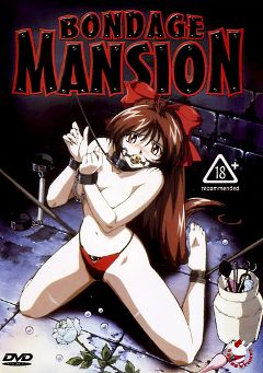 "Adult entertainment movie ""Bondage Mansion Episode 2"" starring Anime (f). Produced by Critical Mass."