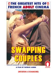 "Just Added presents the adult entertainment movie ""Swapping Couples -French""."