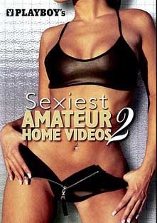 Playboy's Sexiest Amateur Home Videos 2, starring Salina, Melissa Arnold, Michelle McAndrews, Dina Rivera, Nicole Whitehead, Sasha Peralto, Erika Harbin, Amber Barton, Chera Leigh, Chelsea Chandler and Rebecca (f), produced by Playboy.
