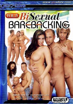 "Adult entertainment movie ""Bisexual Barebacking 5"" starring Randy Jones, Babalu & Paulo Macky. Produced by Gia Adore."