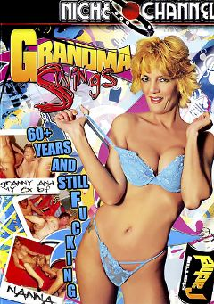 "Adult entertainment movie ""Grandma Swings"" starring Rachel. Produced by Niche Channel."