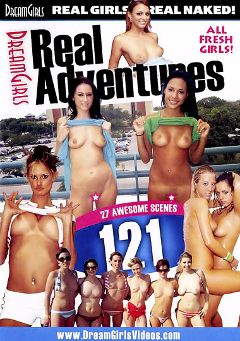 "Adult entertainment movie ""Real Adventures 121"". Produced by Dream Girls."