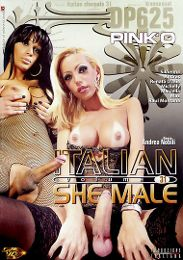 """Just Added presents the adult entertainment movie """"Italian She Male 31""""."""
