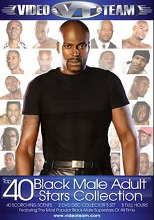 Top 40 Black Male Adult Stars Collection Part 2, starring Allura Bond, Jake Steed, Alexandre Black, Ashli Orion, Prince Yahshua, C.J. Wright, Julius Ceazher, Jazmine Cashmere, Rico Strong, Ava Rose, Victoria Allure, Nathan Threat, Deep Threat, Nat Turner, Kapri Styles, Domeniko, Boz, Ace, Rob, Valentino, Jonny Zinn, Chelsea Zinn, Jean Claude Batiste, Mandingo, Melissa Lauren, Sandra Romain, J. Monty, Michelle Raven, Katrina Kraven, Anna Nova, Naomi, Chi Sun, Asia, Billy Banks, Cuntre Pipes, Lucy Lee, Melanie Jagger, Ashley Long, Jeannie Pepper, Jada Fire, Guy DiSilva, Brian Pumper, Wesley Pipes, John E. Depth, Bridgette Kerkove, Mark Anthony, Lexington Steele, Sharon Mitchell, Santino Lee, Jack Napier, Julian St. Jox, Mr. Marcus, Justin Long, Devlin Weed, Byron Long, Chloe, Nina Hartley and F.M. Bradley, produced by Metro Media Entertainment and Video Team.
