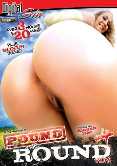 "Adult entertainment movie ""Pound The Round P.O.V. 4"" starring Alanah Rae, Bailey Lane & Angelica Saige. Produced by Digital Sin."