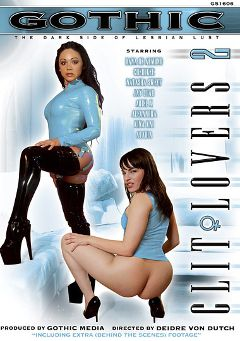 "Adult entertainment movie ""Clit Lovers 2"" starring Dana DeArmond, Cherokee & Abadia. Produced by Gothic Media."