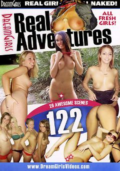 "Adult entertainment movie ""Real Adventures 122"". Produced by Dream Girls."