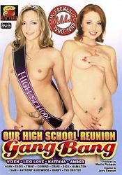 Straight Adult Movie Our High School Reunion Gang Bang