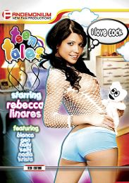 "Featured Star - Rebeca Linares presents the adult entertainment movie ""Teen Tales""."
