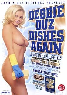 Debbie Duz Dishes Again, starring Bree Olson, Nicole Ray, Eric Swiss, Faye Reagan, Riley Evans, Sara Stone, Tommy Gunn, Kris Slater, Mike Horner, Nina Hartley and Evan Stone, produced by Adam & Eve.