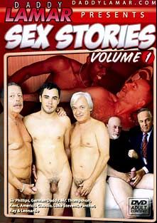 Sex Stories, starring Mr. Thompshon, Luke Stevens, German Daddy, Sir Phillips, Claudio, Kent, Panther, Americo, Ray and Leonardo, produced by Older4Me.