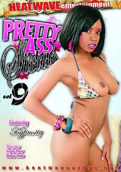 "Adult entertainment movie ""Pretty Ass Sistas 9"" starring Hypnotiq, Jayla Starr & John Q.. Produced by Heatwave Entertainment."
