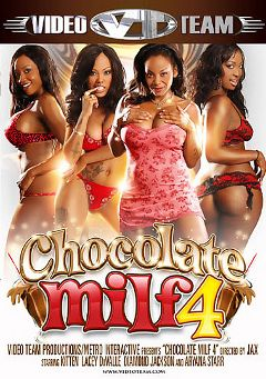 "Adult entertainment movie ""Chocolate Milf 4"" starring Diamond Jackson, Kitten * & Aryana Starr. Produced by Metro Media Entertainment."