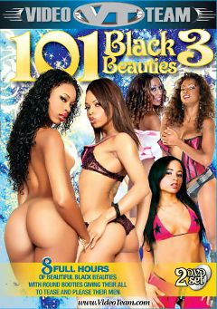 "Adult entertainment movie ""101 Black Beauties 3 Part 2"" starring Nyomi Banxxx, America & Kapri Styles. Produced by Metro Media Entertainment."